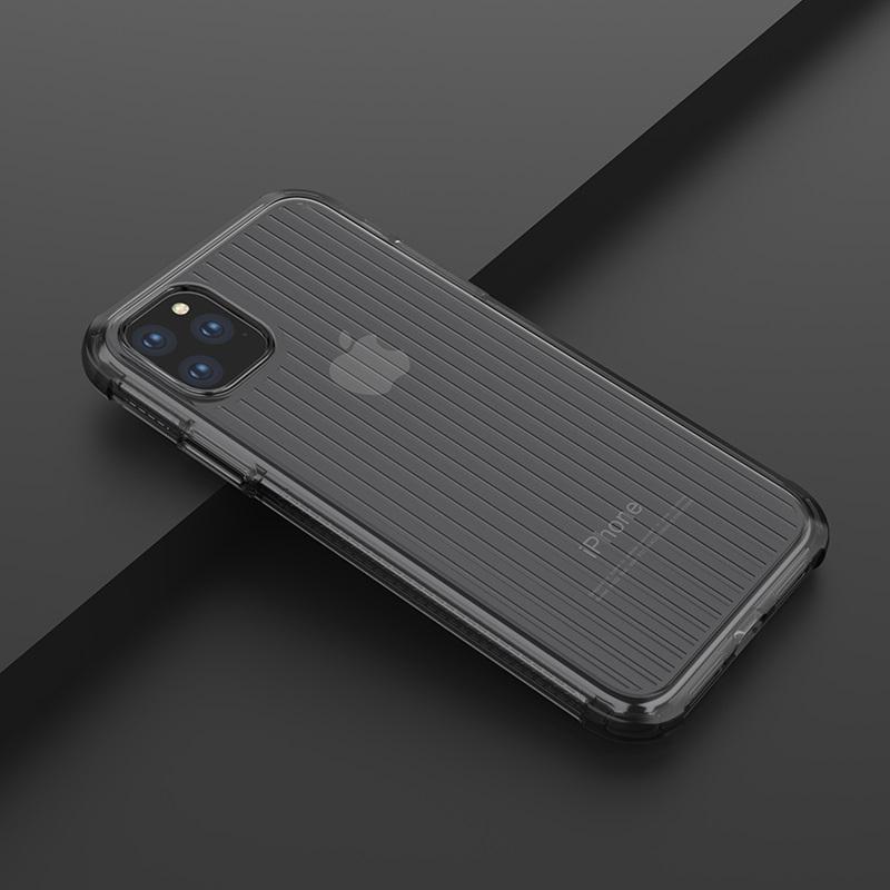 浩酷 柔甲系列 保护壳 iphone 11pro 11promax 内部