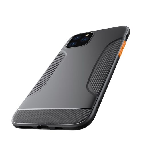 hoco protective cases for iphone 11pro 11promax warrior series buttons