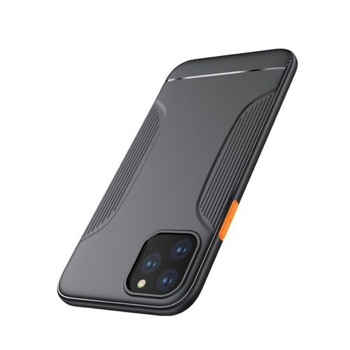 hoco protective cases for iphone 11pro 11promax warrior series camera hole