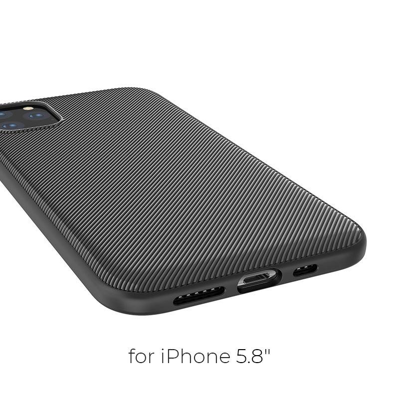 浩酷 星爵系列保护壳 iphone 11pro 底部
