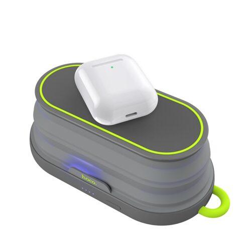 hoco selected s9 lucky многофункциональный портативный аккумулятор 5000mah airpods