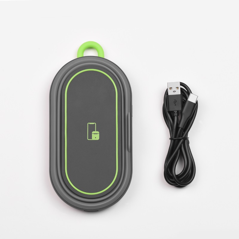 hoco selected s9 lucky многофункциональный портативный аккумулятор 5000mah черный кабель