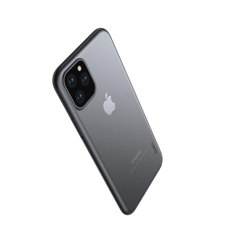 hoco thin series pp чехол для iphone 5.8 6.5 сзади