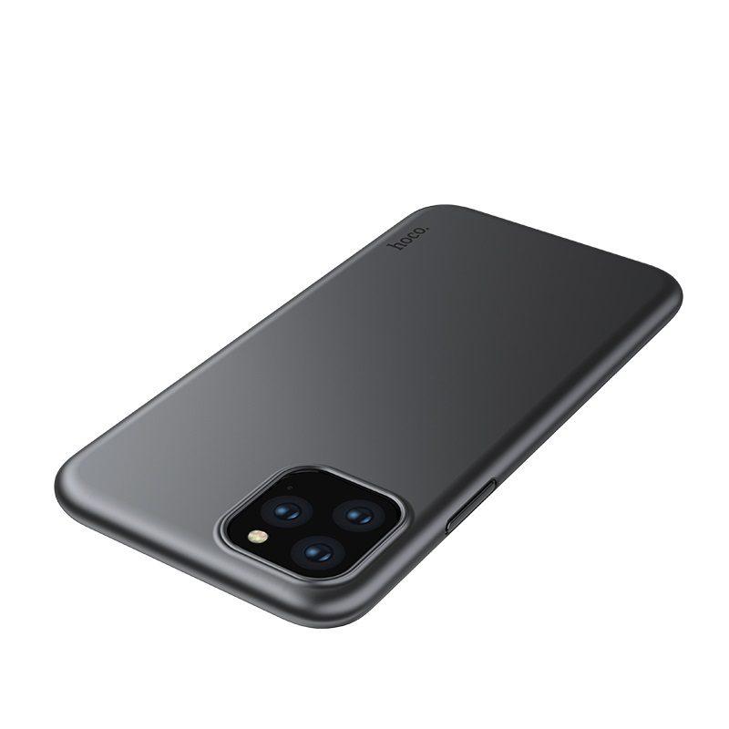 hoco thin series pp чехол для iphone 5.8 6.5 камера