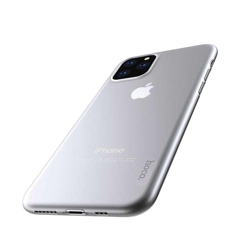 hoco thin series pp чехол для iphone 5.8 6.5 логотип