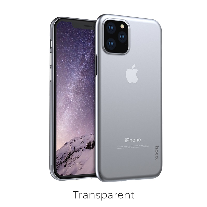 ip new 2019 5.8 thin series transparent