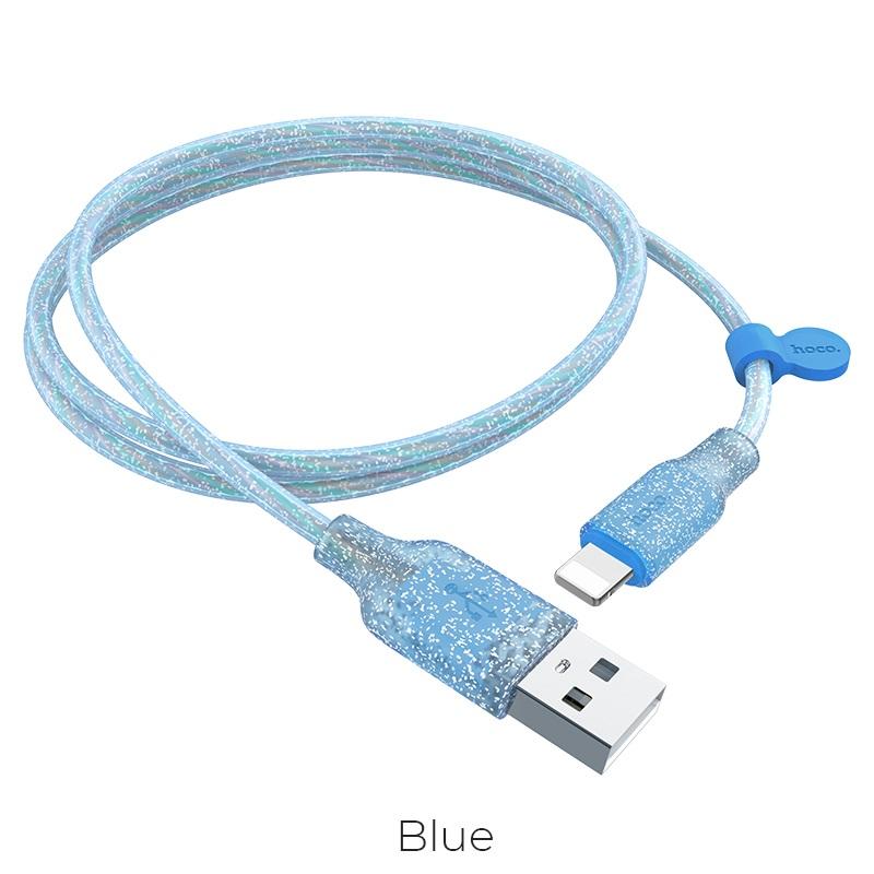 u73 lightning blue