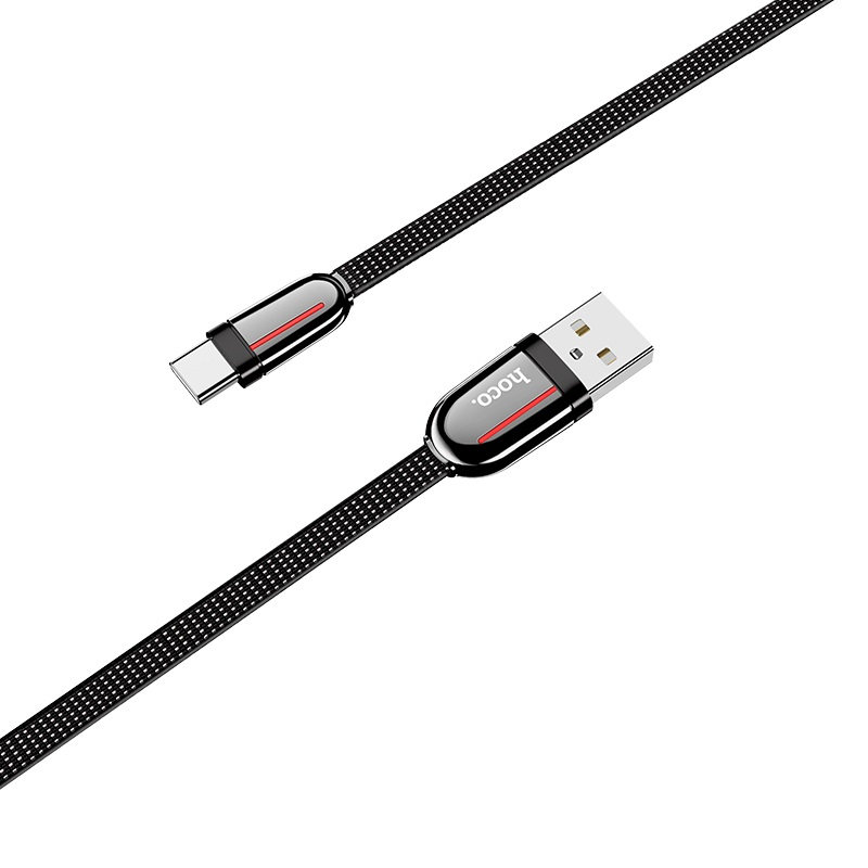 hoco u74 grand charging data cable for type c connectors