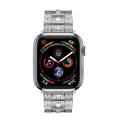 hoco wb13 starlight стальной браслет для apple watch