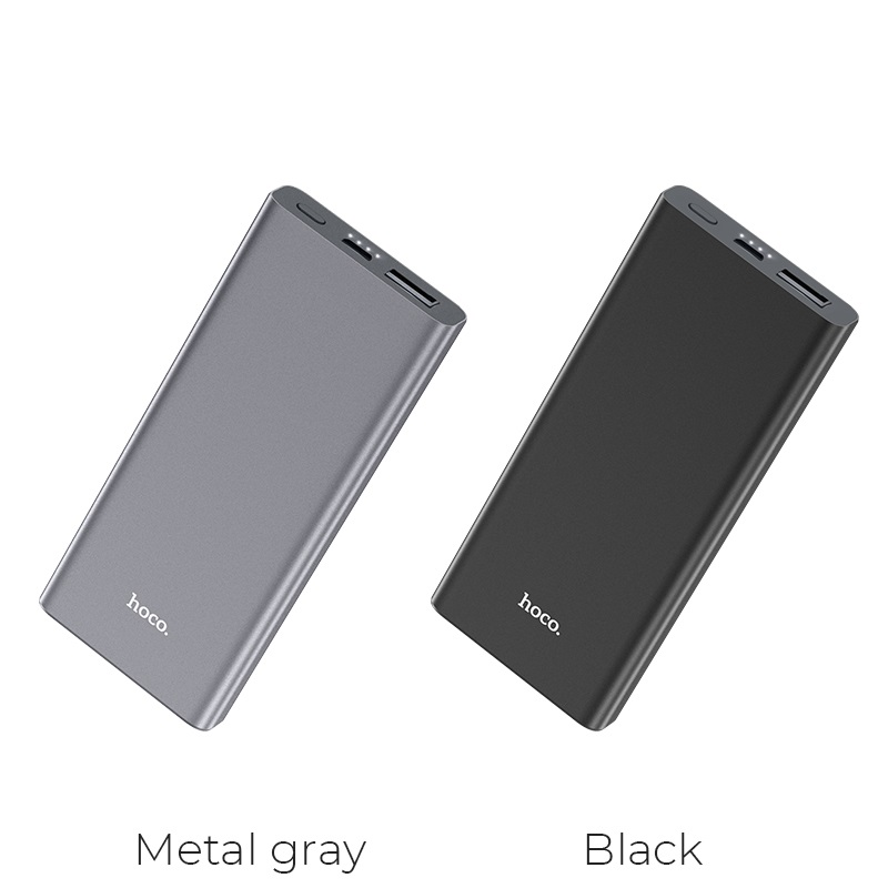 hoco b40 universal портативный аккумулятор 7000mah цвета