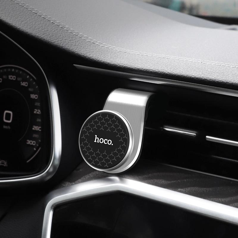hoco ca59 victory магнитный автомобильный держатель для воздуховода интерьер