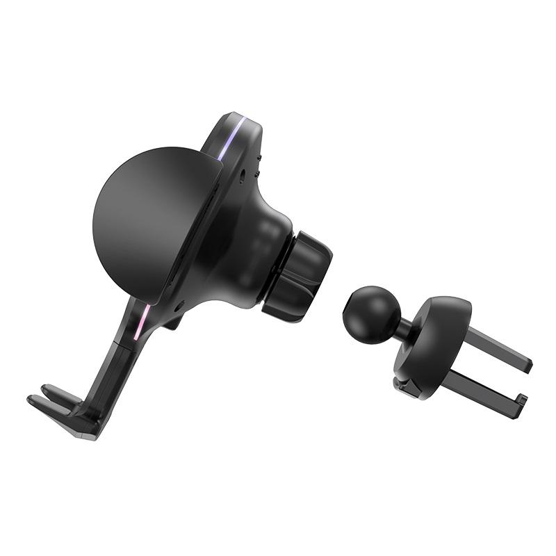 hoco ca60 aspiring автомобильное беспроводное зарядное устройство шаровой шарнир
