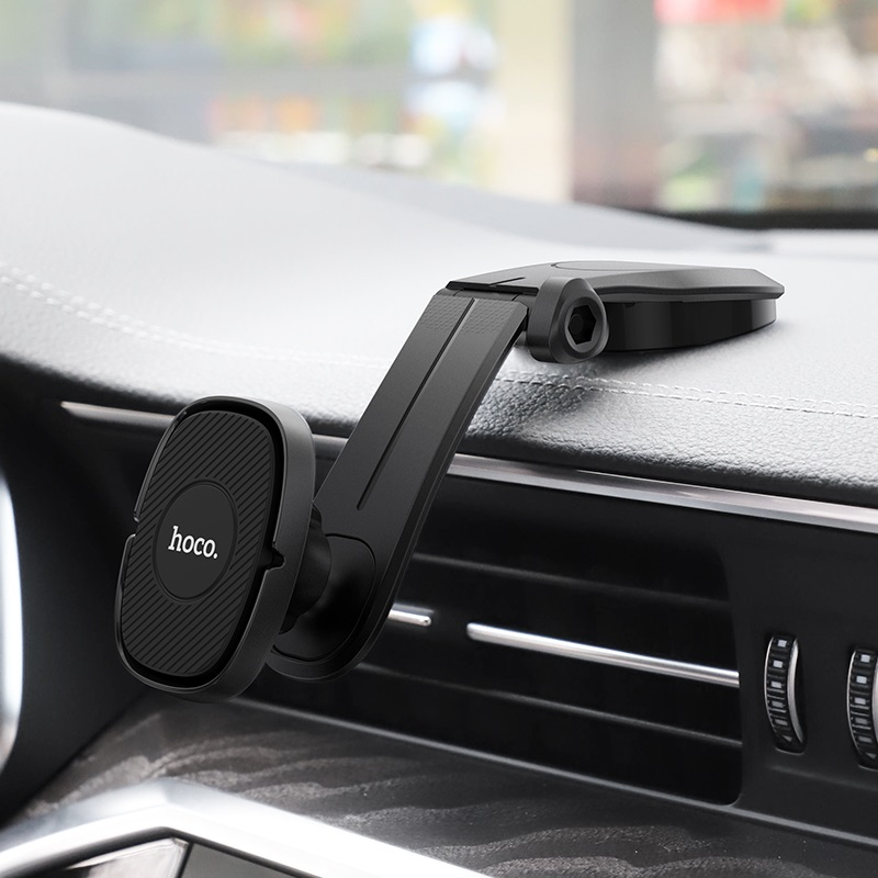 hoco ca61 kaile center console magnetic in car holder interior