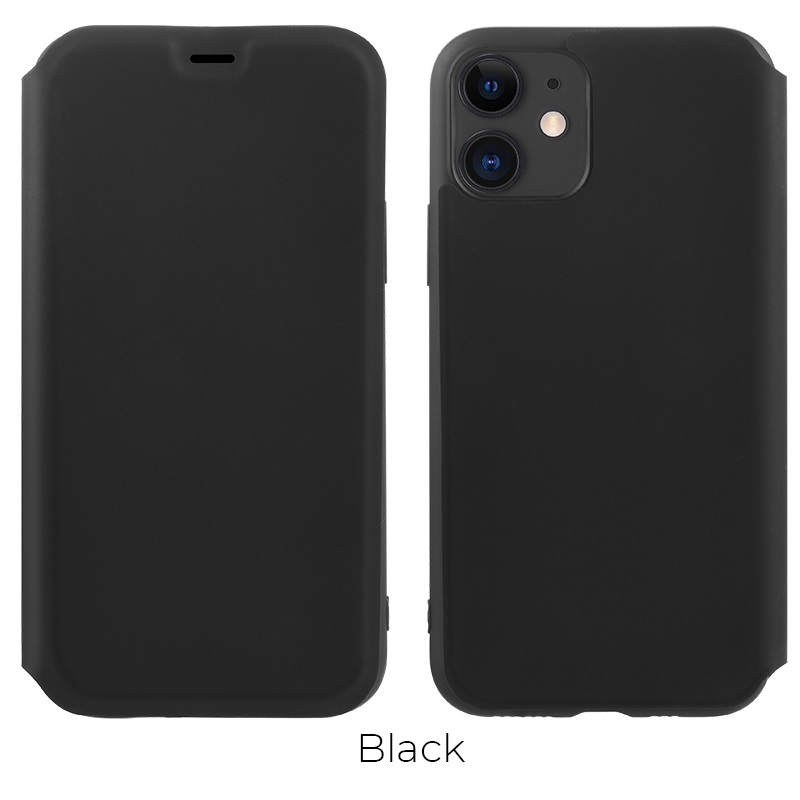ip 11 colorful case black