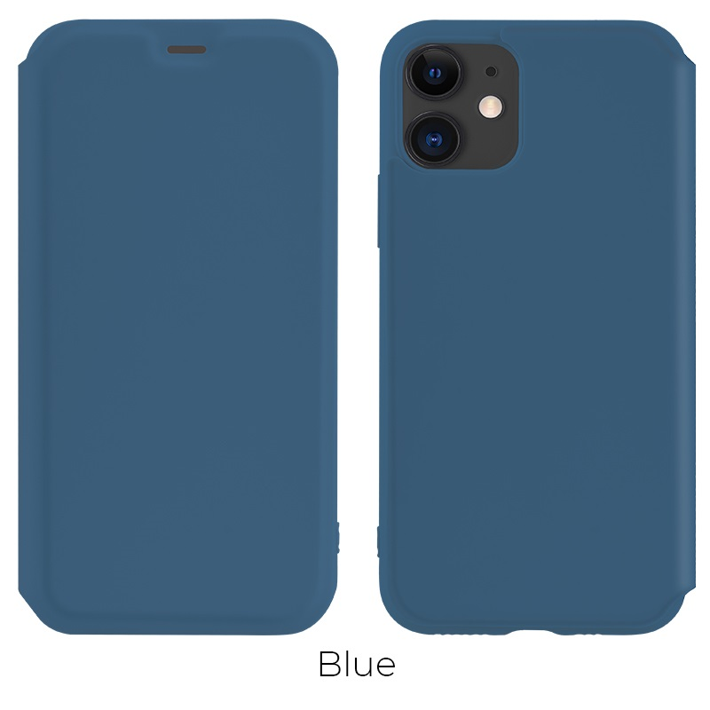 ip 11 colorful case blue