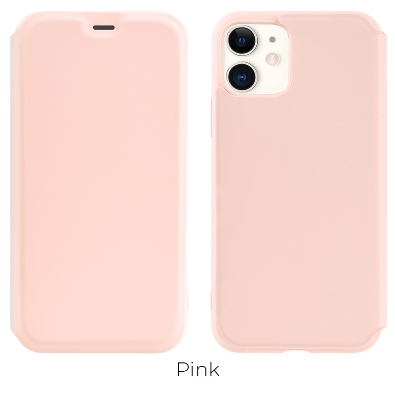 ip 11 colorful case pink