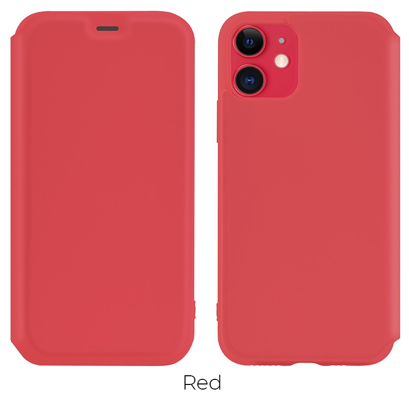 ip 11 colorful case red