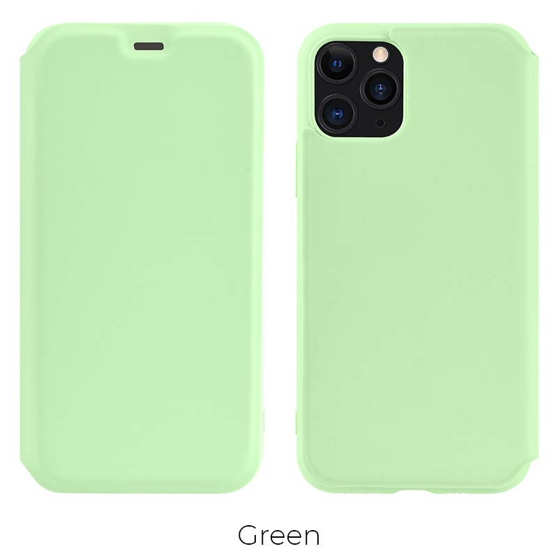 ip 11pro colorful case зеленый