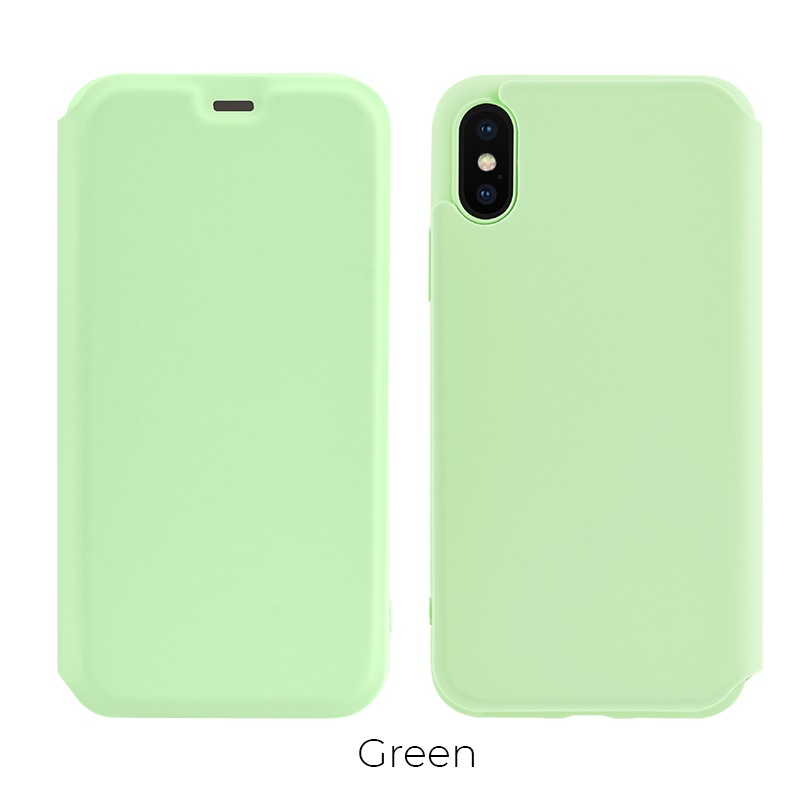 ip x xs colorful case зеленый