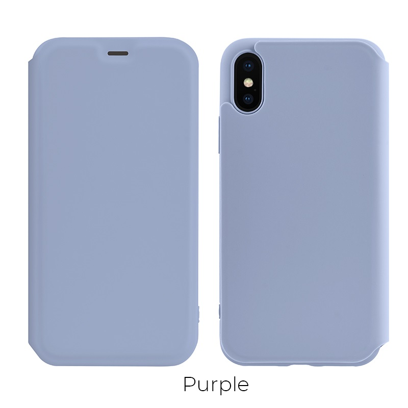 ip x xs colorful case фиолетовый