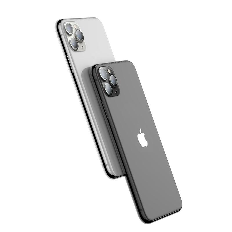 浩酷 iphone 11pro 11promax 镜头柔性钢化膜 v11