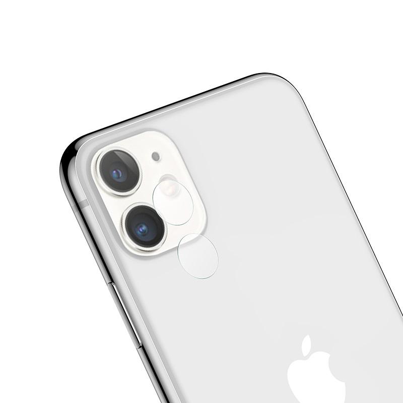 浩酷 iphone11镜头柔性钢化膜 v11 相机
