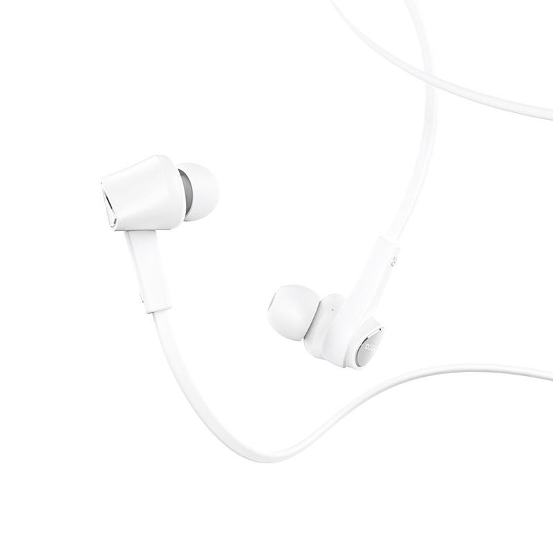 hoco m66 passion проводные наушники с микрофоном кабель
