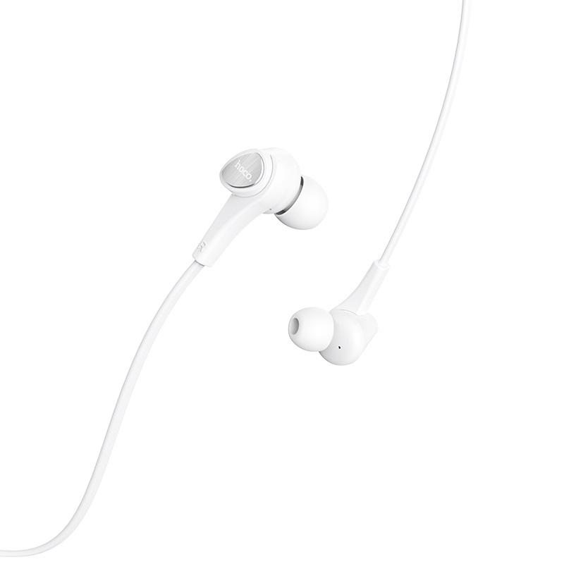 浩酷 m66 酷爱线控带麦耳机 耳塞