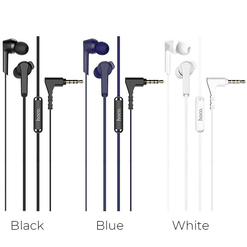hoco m72 admire универсальные наушники с микрофоном цвета