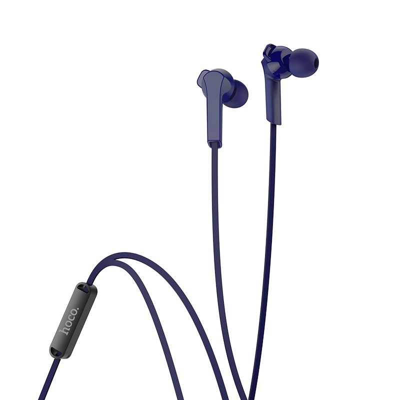 hoco m72 admire universal earphones with mic remote