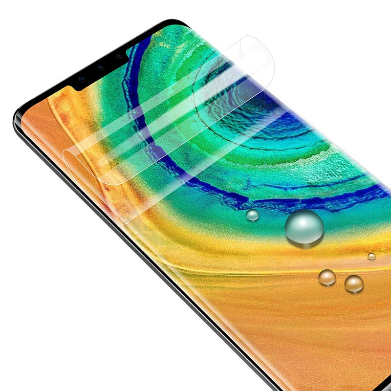 hoco quantum fast attach g3 hd film for huawei mate30 mate30pro clear