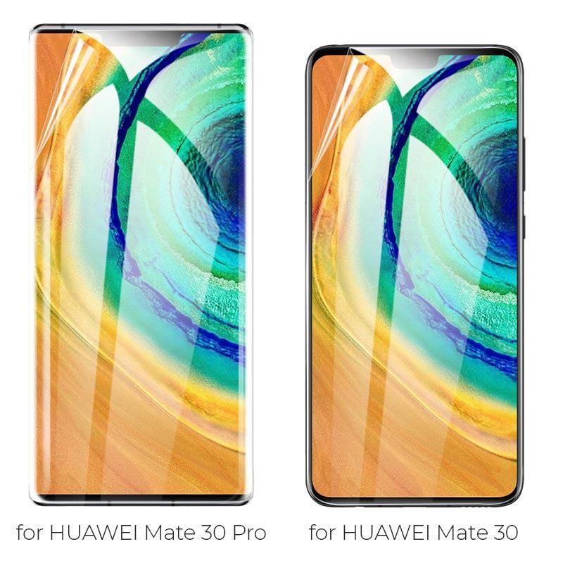 hoco quantum fast attach g3 hd пленка для huawei mate30 mate30pro модели