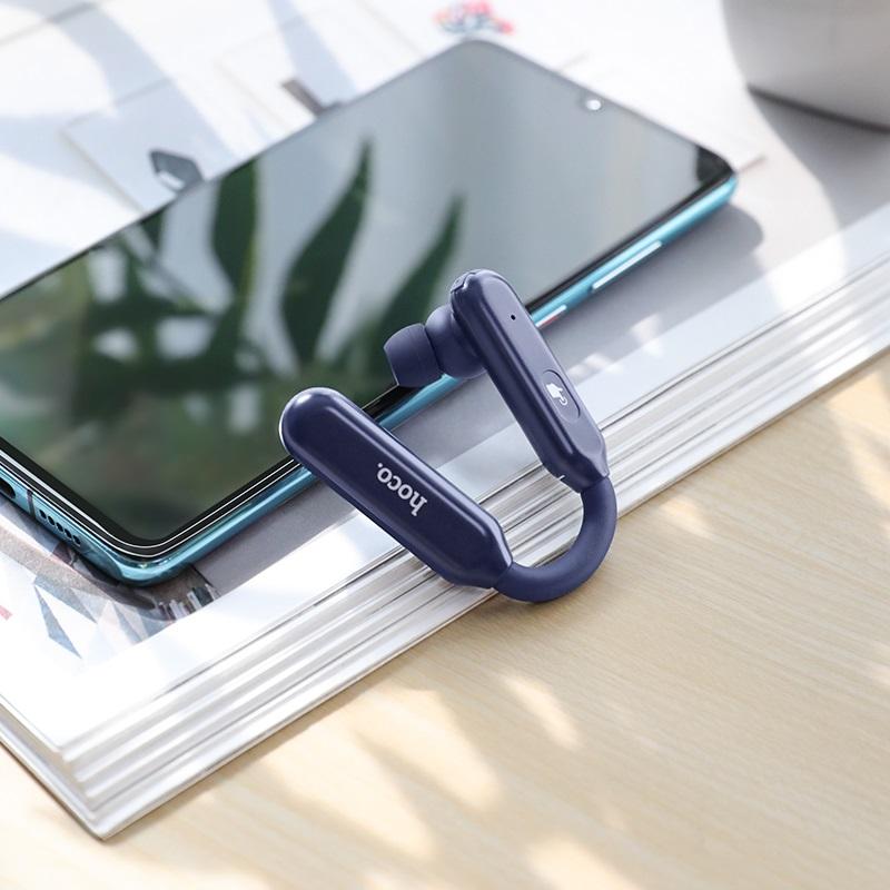 hoco s15 noble беспроводная гарнитура телефон