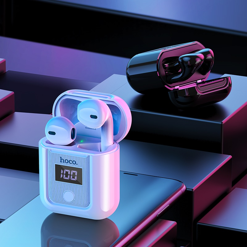 hoco selected s11 melody wireless headset overview