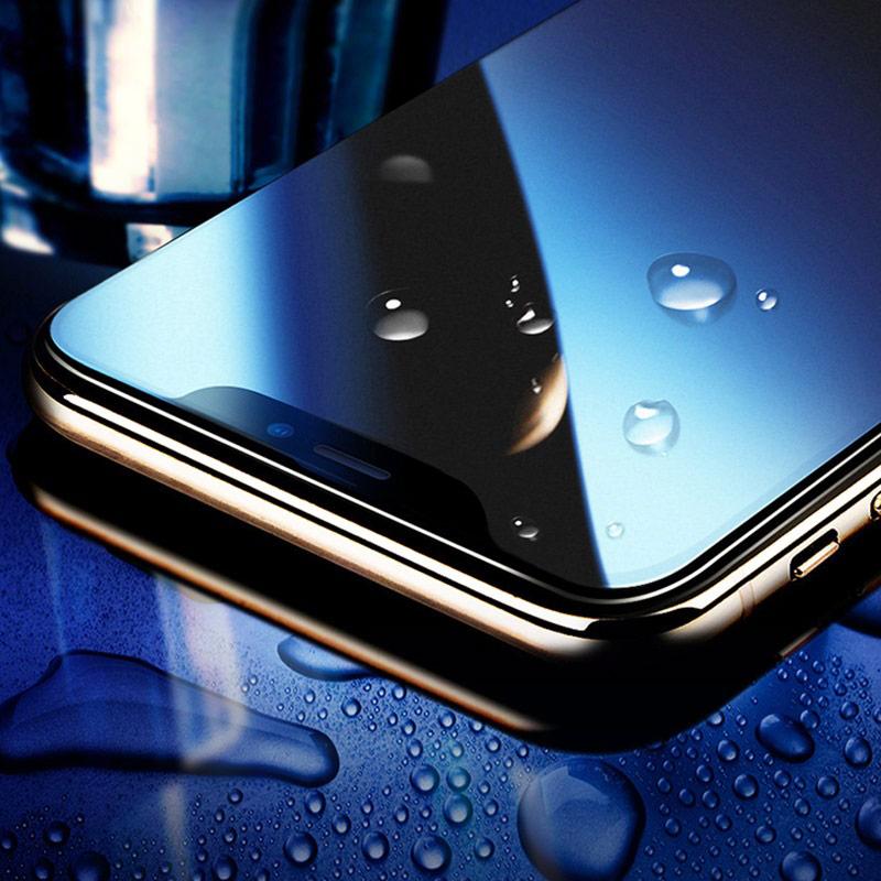 hoco silk screen g5 закаленное стекло набор 10 штук для iphone 11promax 11 11pro xsmax xr xs x защита от отпечатков
