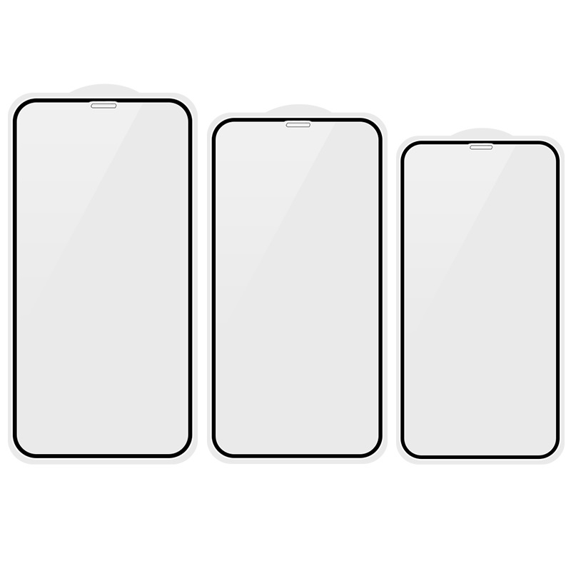 hoco silk screen g5 закаленное стекло набор 10 штук для iphone 11promax 11 11pro xsmax xr xs x чистое