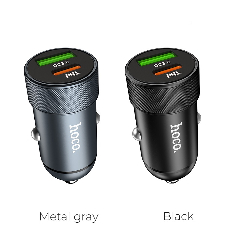 hoco z32b speed up pd qc30 car charger colors