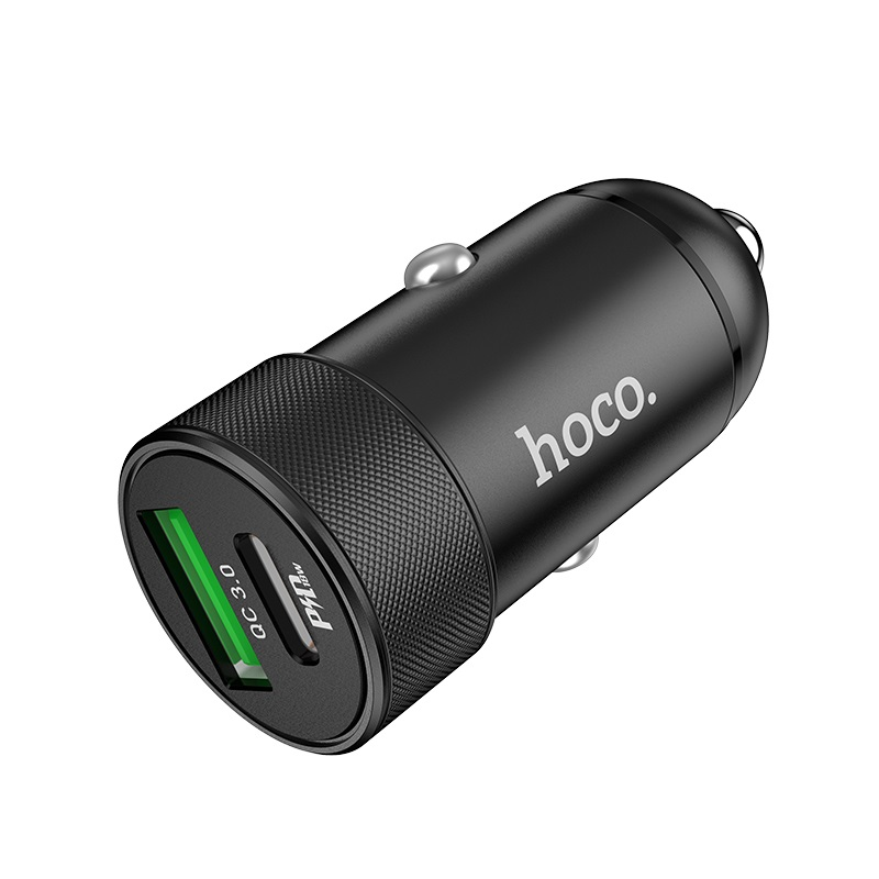 hoco z32b speed up pd qc30 car charger usb