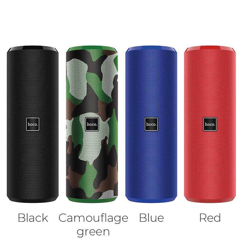 hoco bs33 voice sports wireless speaker colors