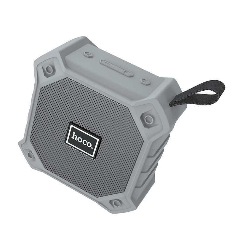 hoco bs34 wireless sports speaker buttons