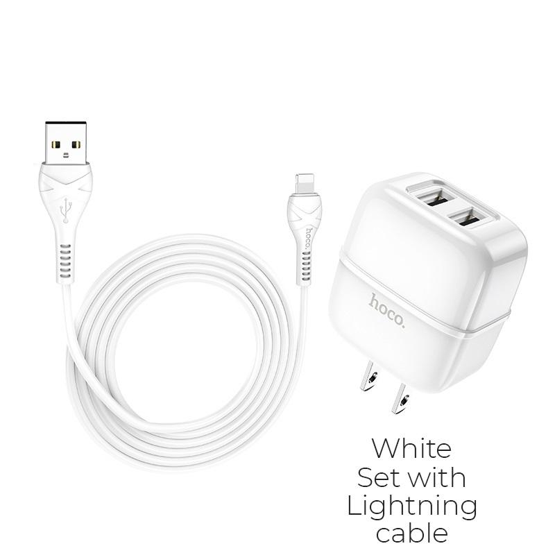 c77 lightning белый