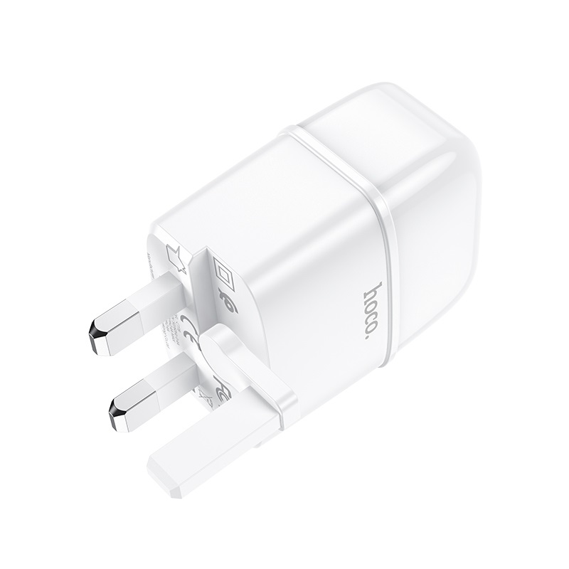 hoco c77b highway dual port charger uk pins