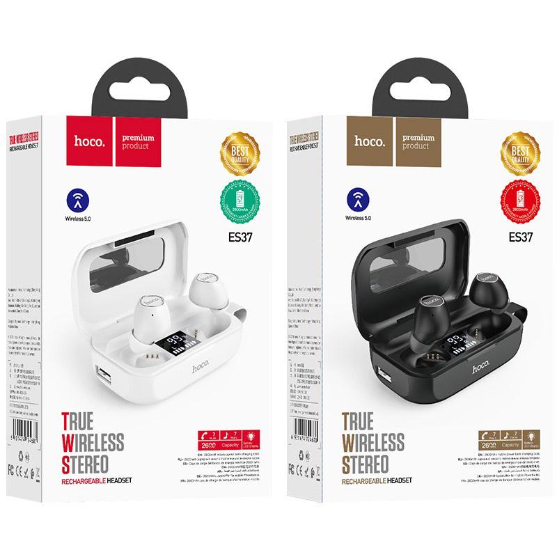 hoco es37 treasure song wireless headset packages