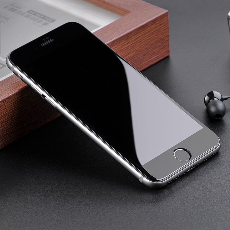 hoco full screen silk screen hd g5 tempered glass for iphone 7 8 plus 10pcs installed