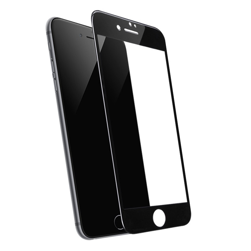 hoco full screen silk screen hd g5 tempered glass for iphone 7 8 plus 10pcs