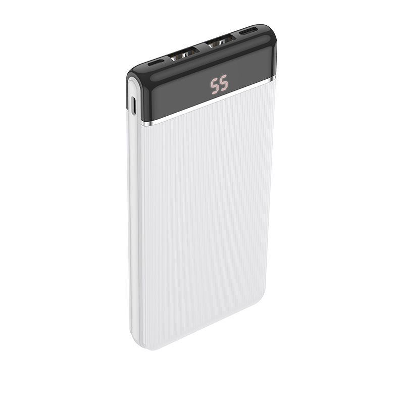 hoco j59 famous mobile power bank 10000mah front