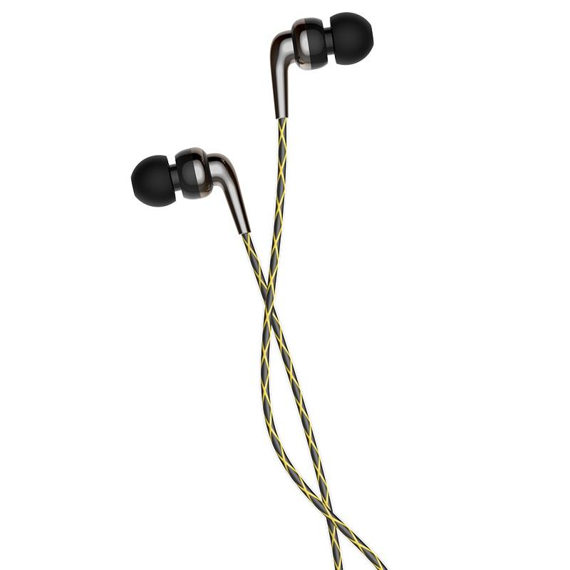 hoco m71 inspiring universal earphones with mic