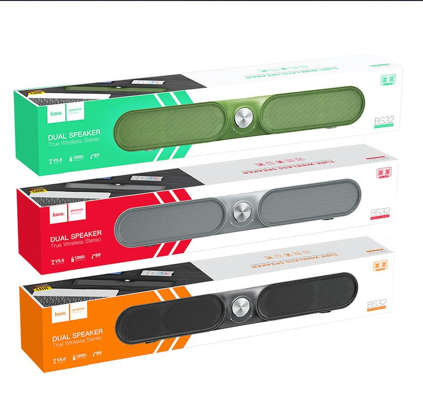 hoco news bs32 enjoy desktop wireless speaker packages