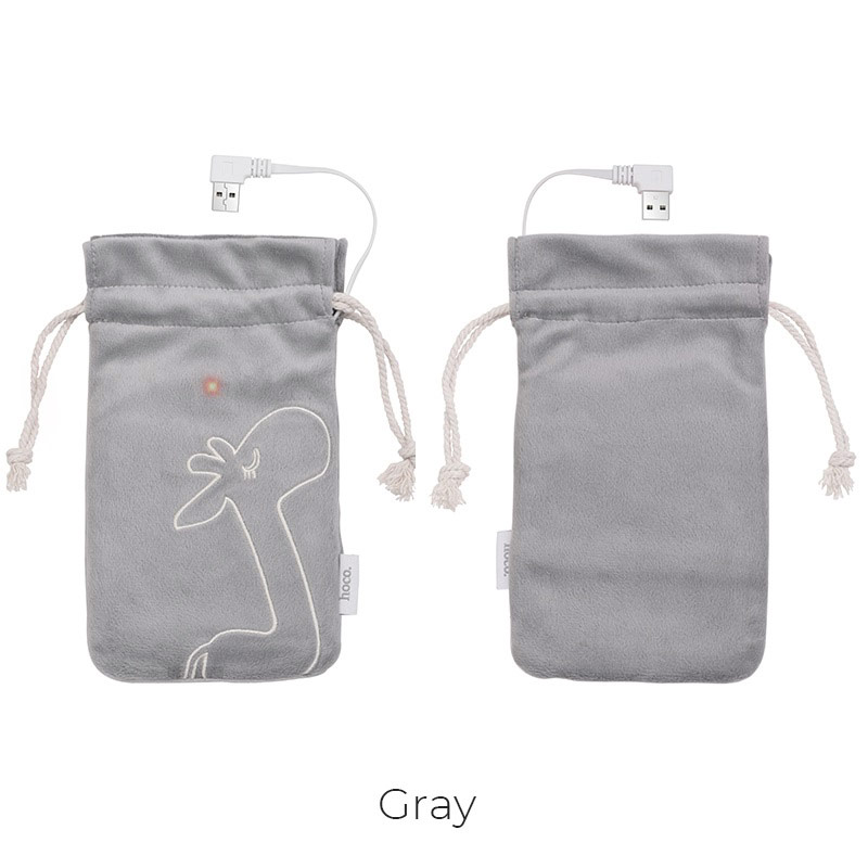 graphene warming bag gray