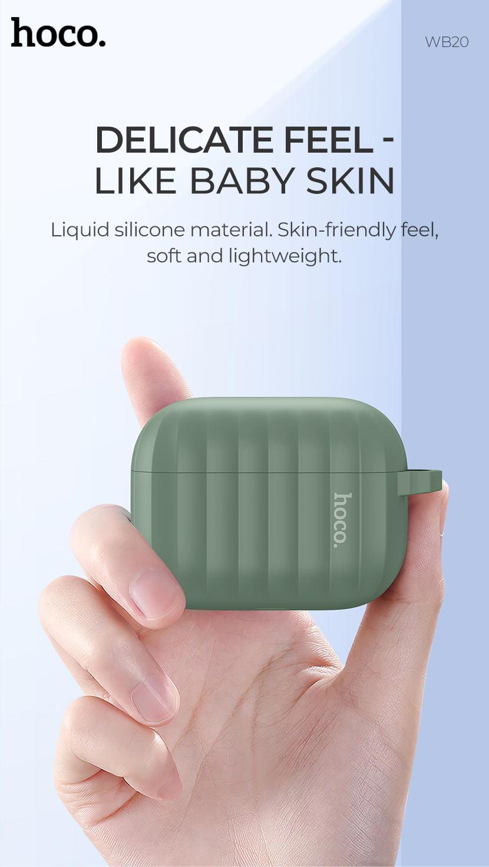 hoco news wb20 fenix protective cover for aps pro delicate en